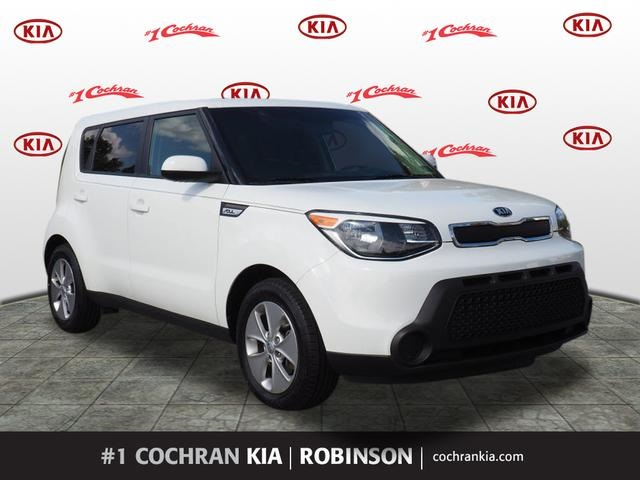 Kia Certified Pre-Owned >> Certified Pre Owned 2016 Kia Soul Base Fwd 4d Hatchback